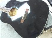 SAVANNAH MUSICAL INSTRUMENTS Acoustic Guitar SO-SGD-10-BK